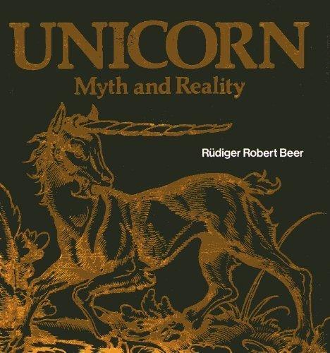 9780884055839: Unicorn: Myth and reality