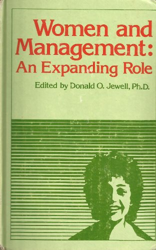 9780884061038: Women and Management: An Expanding Role