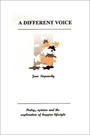 9780884092117: A Different Voice
