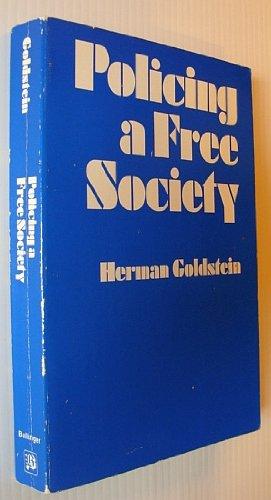9780884102168: Policing a Free Society