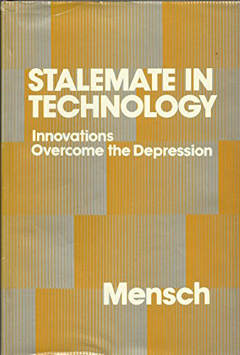 9780884106111: Stalemate in Technology: Innovations Overcome the Depression
