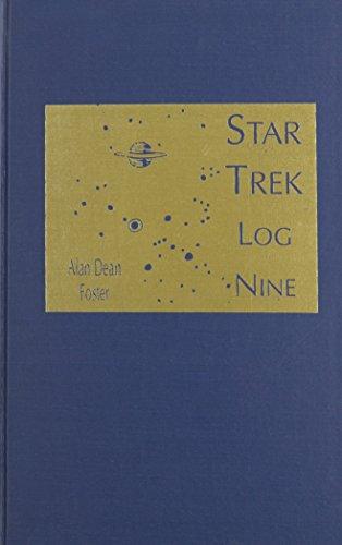 9780884110897: Star Trek Log Nine (Star Trek Logs)