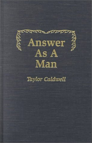 9780884111436: Answer as a Man