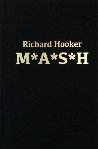 MASH (Hardcover): Richard D. Jr.