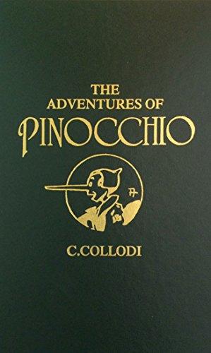 Adventures of Pinocchio (Hardcover): Carlo Collodi