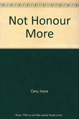 9780884113126: Not Honour More