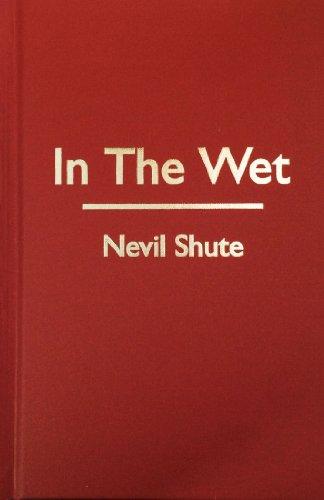 In the Wet: Nevil Shute