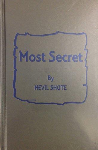 9780884113195: Most Secret
