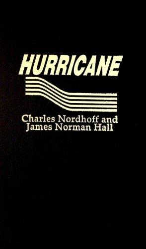 Hurricane (0884114511) by Nordhoff, Charles; Hall, James N.