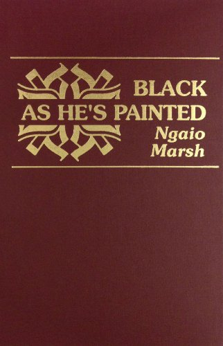 9780884114727: Black As He's Painted