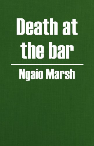 9780884114765: Death at the Bar