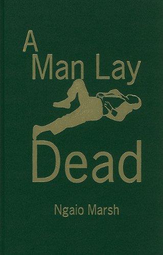9780884114888: A Man Lay Dead