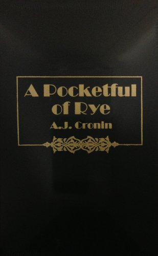 9780884115267: Pocketful of Rye