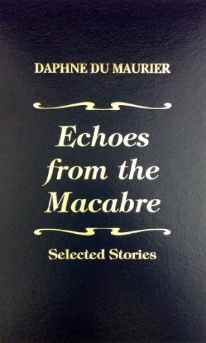 9780884115434: Echoes from the Macabre : Selected Stories