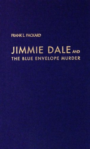 9780884115823: Jimmie Dale and Blue Envelope Murder