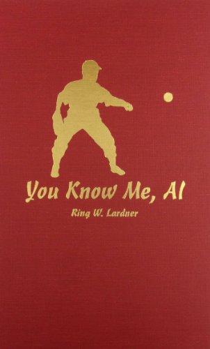 9780884115847: You Know Me Al