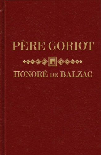 9780884115984: Pere Goriot