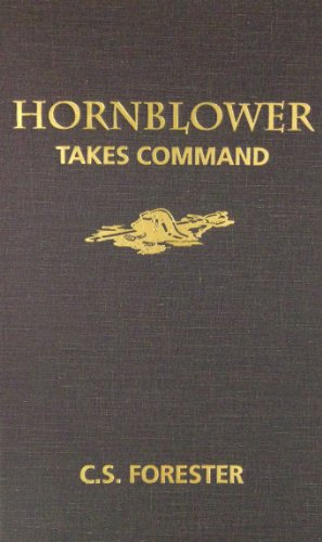 9780884116363: Hornblower Takes Command