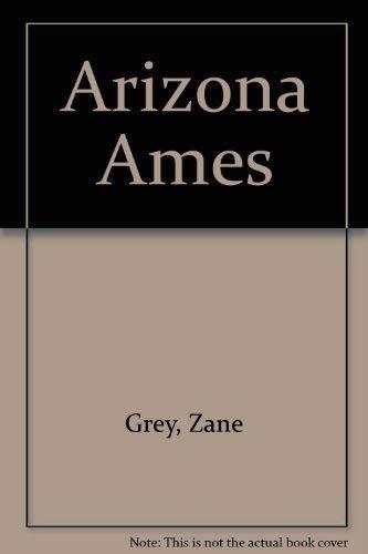 9780884116592: Arizona Ames