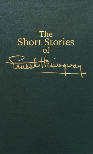 """an analysis of the presence of alcohol in the short stories by ernest hemingway """"the three-day blow"""" is a short story written by ernest hemingway analysis the end of ernest hemingway collection, jfk library."""