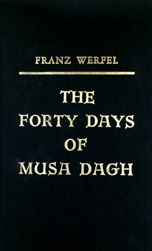 9780884117193: Forty Days of Musa Dagh