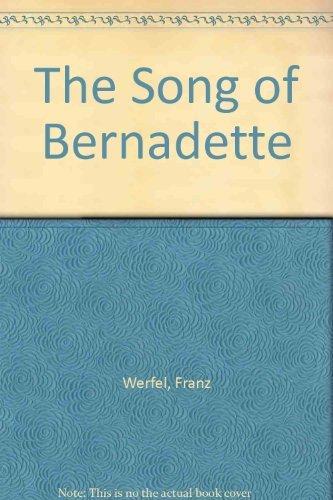 9780884117209: Song of Bernadette