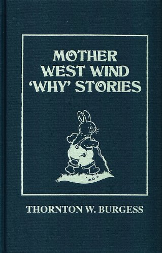 9780884117780: Mother West Wind Why Stories