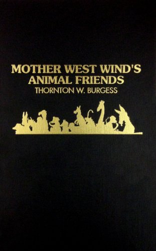 9780884117797: Mother West Winds Animal Friends