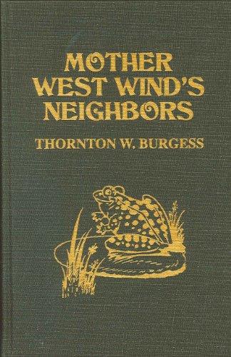 9780884117865: Mother West Wind's Neighbors