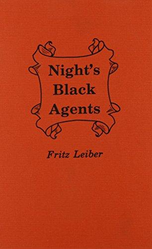 Night's Black Agent: Fritz Leiber