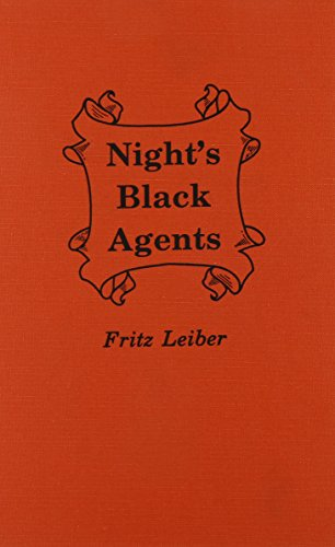 9780884119326: Night's Black Agents
