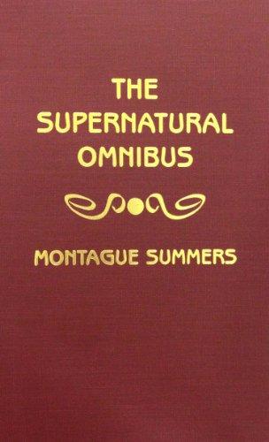 9780884119890: Supernatural Omnibus