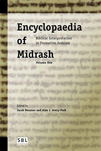 9780884141297: Encyclopaedia of Midrash: Biblical Interpretation in Formative Judaism
