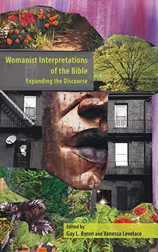 9780884141853: Womanist Interpretations of the Bible: Expanding the Discourse (Semeia Studies)