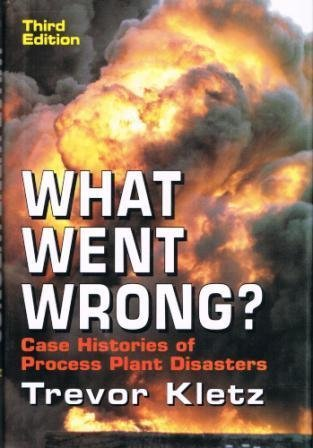 9780884150275: What Went Wrong?: Case Histories of Process Plant Disasters