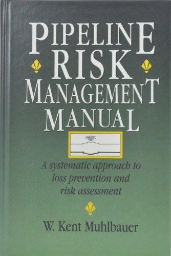 9780884150350: Pipeline Risk Management Manual