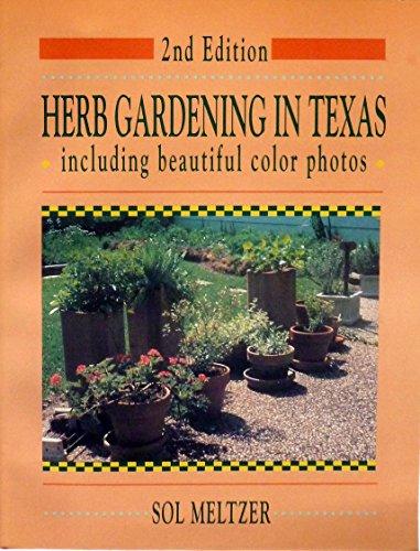 9780884150435: Herb Gardening in Texas