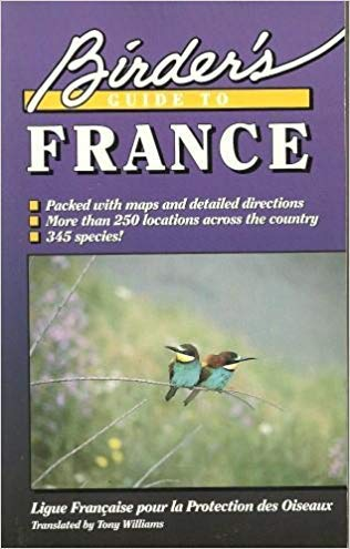 9780884150541: Birder's Guide to France
