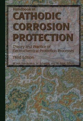 9780884150565: Handbook of Cathodic Corrosion Protection, Third Edition
