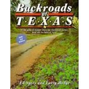 9780884150954: Backroads of Texas