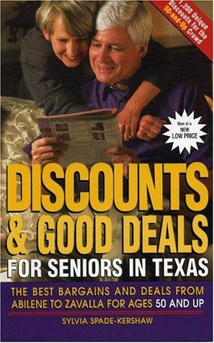 Discounts and Good Deals for Texas Seniors: Sylvia Spade-Kershaw