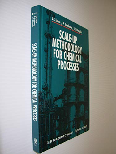 9780884151883: Scale-Up Methodology for Chemical Processes