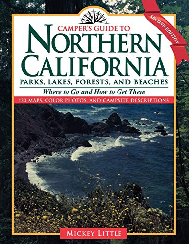 9780884152453: Camper's Guide to Northern California: Parks, Lakes, Forests, and Beaches (Camper's Guide to California Parks, Lakes, Forests, & Beache)