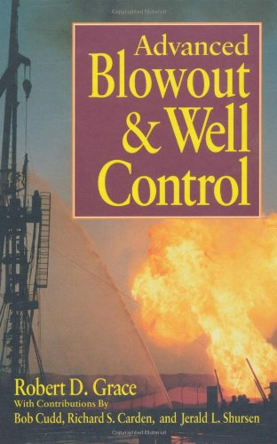 9780884152606: Advanced Blowout and Well Control