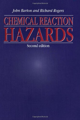 9780884152743: Chemical Reaction Hazards, Second Edition