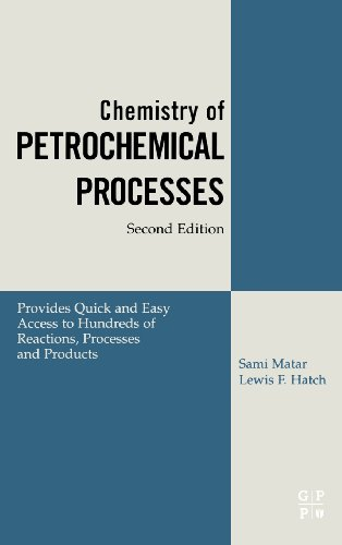 9780884153153: Chemistry of Petrochemical Processes, Second Edition
