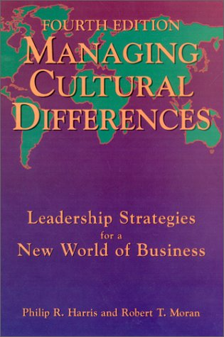 9780884154655: Managing Cultural Differences: Leadership Strategies for a New World of Business