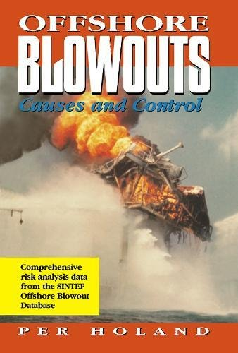 9780884155140: Offshore Blowouts: Causes and Control: Data for Risk Analysis in Offshore Operations Based on the SINTEF Offshore Blowout Database