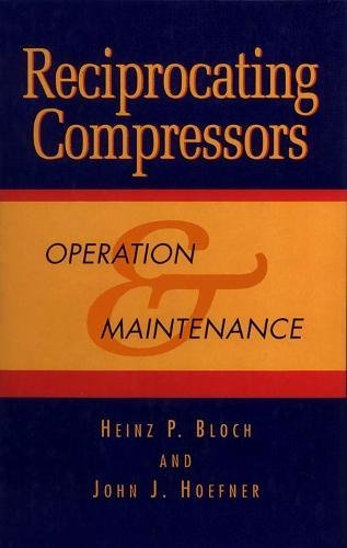 9780884155256: Reciprocating Compressors:: Operation and Maintenance
