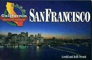 9780884158363: California Sights and Scenes of San Francisco (Sights & scenes)